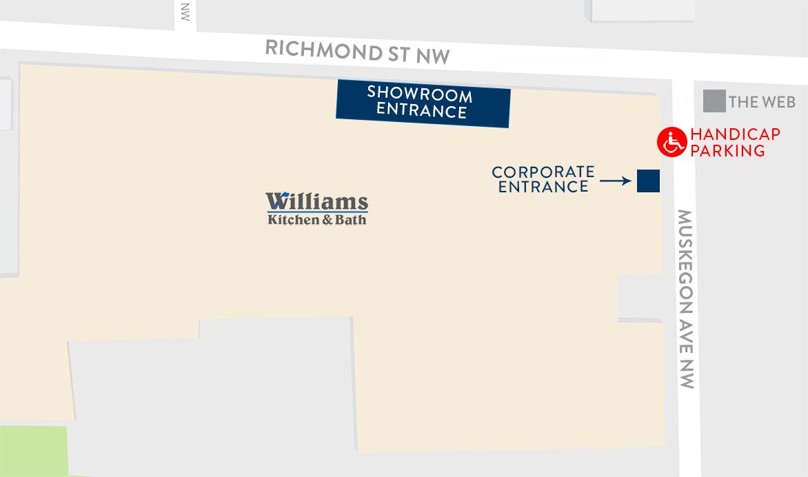 williams outlet williams kitchen bath. Black Bedroom Furniture Sets. Home Design Ideas