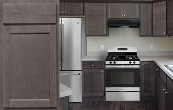 BRAND: Smart Cabinetry STYLE/COLOR: Lexington Slate