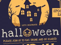 Plan a Wicked Halloween Party