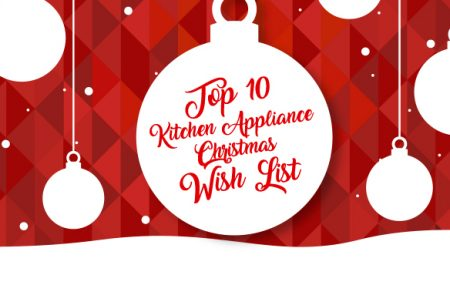 Looking for some last minute Christmas ideas for the people on your list? Or perhaps you're ready to cash in all those gift cards you've already received. Whether you are shopping for yourself or a loved one, here are our top ten must-have picks for kitchen appliances and accessoriesthat are sure to delight anyone who […]