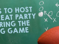 Host a SUPER Party During This Year's Big Game!