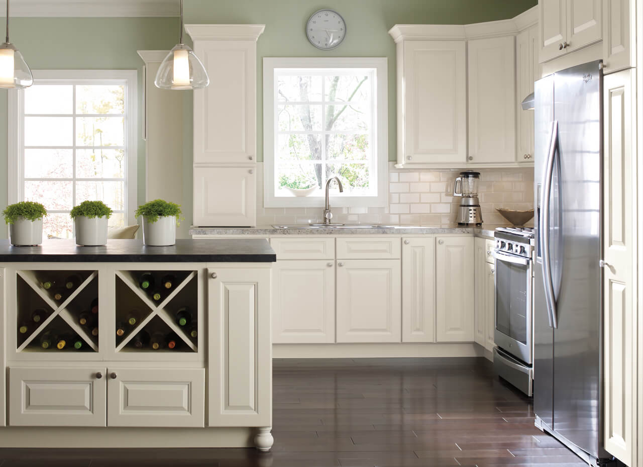 Light Side vs Dark Side: What Cabinet Color is Right for You ...