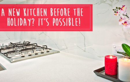 Here at Williams Kitchen & Bath, we know the importance of your kitchen during the holiday season. From preparing the holiday ham to baking Christmas cookies, we all spend a little extra time frolicking near the stovetop and dashing to the oven during the colder months. We get it, you were supposed to have all […]